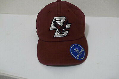 cheaper 1a38f 47bee New Ncaa Top Of The World Boston College Eagles Adjustable Solid Crew Hat  Cap