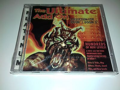 THE ULTIMATE ADD On Collection for Doom & Doom II 2 (PC 1995