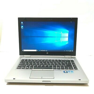 "HP EliteBook 8470p - 14"" - Core i5 3340M - 8 GB RAM - 128 GB SSD"