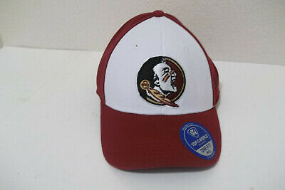 outlet store 9c3af 44260 Top Of The World Fsu Florida State University Memory One-Fit M l Hat