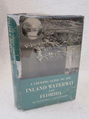 Blanchard A CRUISING GUIDE TO THE INLAND WATERWAY AND FLORIDA 1954 Dodd, Mead NY