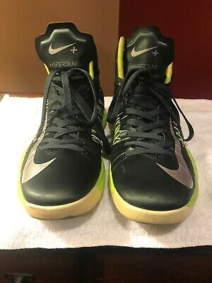 timeless design ee99b fa403 Nike Hyperdunk Green 2012 Men s Size 10.5 Hyper Dunk