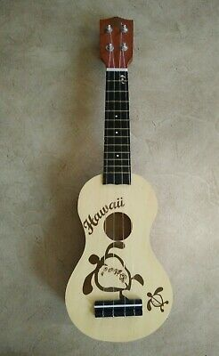 Hawaii Ukulele - Perfect Beginner Starter Uke Ukelele Guitar FROM HAWAII