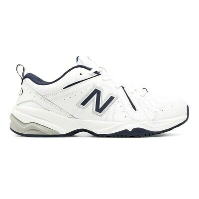 $72 Mens NEW BALANCE 619 Running Shoe Cross Trainers MX619WN  WHITE NAVY 8 D Med