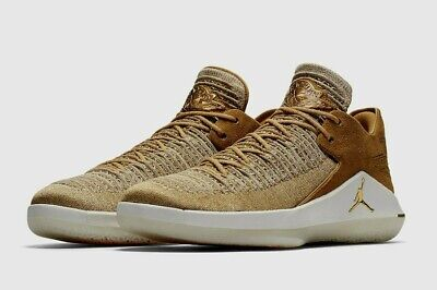 9473f13d0d9 Nike Air Jordan Xxxii Low Men's Shoe [Size 12.5] Golden Harvest/Gold Aa1256