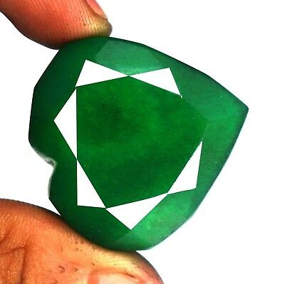 Holiday Sale 169.60Ct EGL Certified Natural Superb Green Emerald Gemstone CW1285