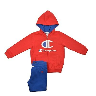 Champion Cotton Tracksuit Plush Infant Boy Art. 304572 Rs001 only 2a