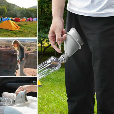 Urinal Funnel Portable Travel Urine Camping Device Toilet Lady Women Pee Outdoor