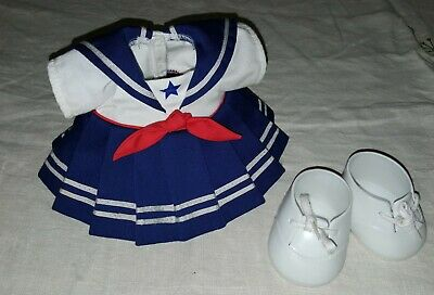 My Child Original Sailor dress And Shoes
