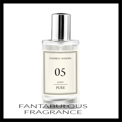 Fm 436 Pure Parfum For Her 50 Ml Oriental With A Floral Note