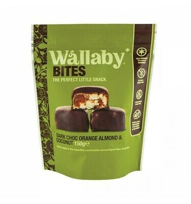 Wallaby Bites 150g x 8