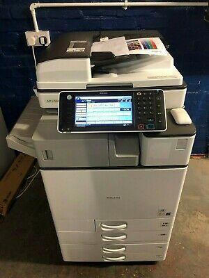 Ricoh Mp C2503 Full Colour All-In-One Photocopier With Internal Finisher