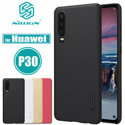 Nillkin For Huawei P30/P30 Pro Luxury Frosted Matte Hard PC Back Skin Case Cover