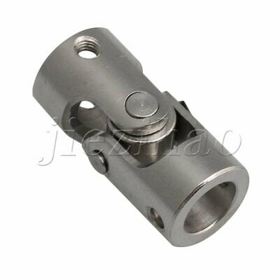 RC 35x16mm Rotatable Motor Shaft Universal Joint Connector Coupling w/ 4 Screws