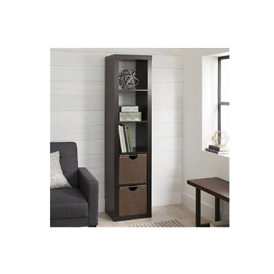 Better Homes And Gardens 25 Cube Organizer Room Divider Wood Beige