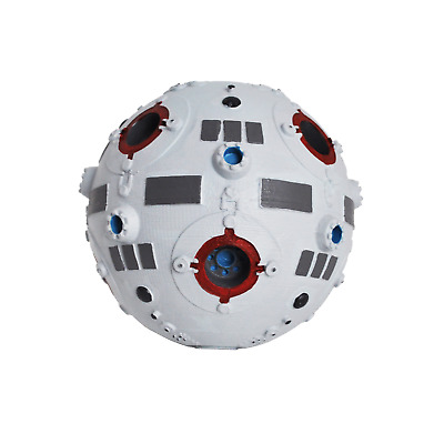 Jedi Training Sphere from Star Wars. 1:1 scaled and painted.   Props / replica