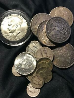 20 US Silver, Proof, Circulated + Plus More Coins **ESTATE LOT** NO RESERVE!
