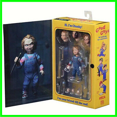 Chucky Doll Figure Good Guy Children's PLAY Doll Ultimate Action Guy Toys Child