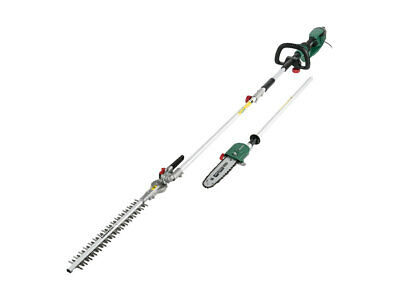 Electric Long Reach Pole Pruner Hedge Trimmer Pruning Shears Tree Chainsaw Bush