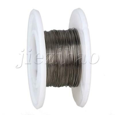 Nichrome Wire Resistance Nickel Chrome 20M 2080 34Ω Heating 12 to 38 AWG