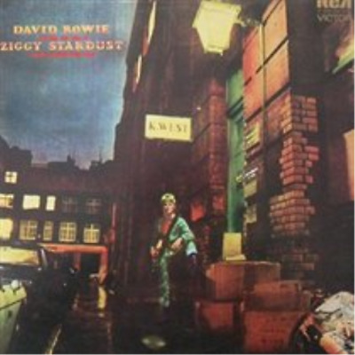 David Bowie-The Rise and Fall of Ziggy Stardust and the Spiders from Ma CD NUOVO