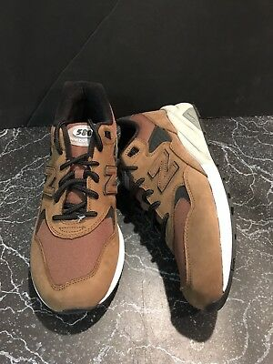 huge selection of 66e82 95257 NEW BALANCE 580 Elite Edition Revlite Brown Tan Black Mrt580Kb Sz 11