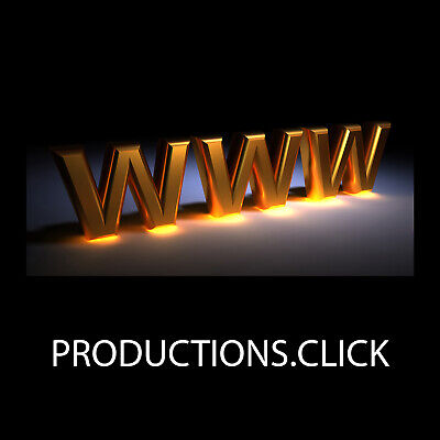 www.productions.click - Domain Name