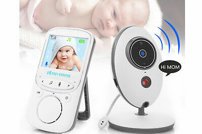 Wireless Video Baby Monitor Controllo Sonno Bambino Neonato Audio Digitale Vb605