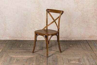 Oak Solid Seat Dining Chairs With Wooden Back Traditional Wooden Chairs