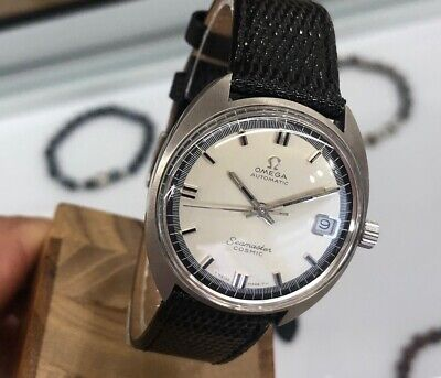 Omega Seamaster Cosmic Automatic 34mm Cal 563 Very Rare Steel