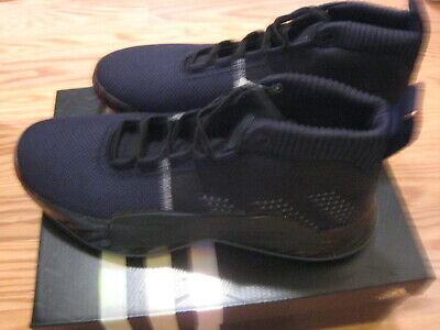 low priced 75892 7664d Adidas Dame 5  s People s Champ Basketball Shoes BB9316 Black Size 9.5  Lillard