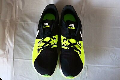 newest ff252 1b5a0  NEW Nike Zoom Rival Waffle Mens Sz 14 Black White Volt 904720-017