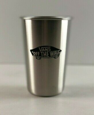 Vans Off The Wall Stainless Steel Cup 16oz ? 473mL New