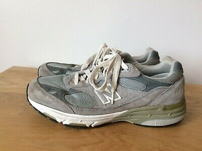 info for 8a997 57979 NEW BALANCE 993 MR993GL Men's Running Shoes Gray Size 9.5 D