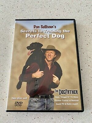 Don Sullivan's Secrets to Training the Perfect Dog (2-Disc DVD) Puppy
