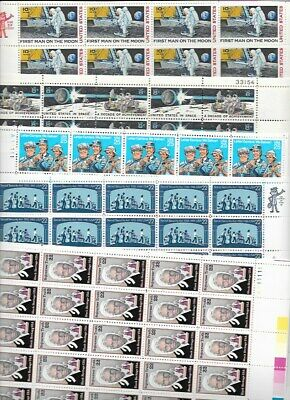 US Face Postage, Mint/Unused Mixed Denomination Stamps, FV$103.70 Lot B36