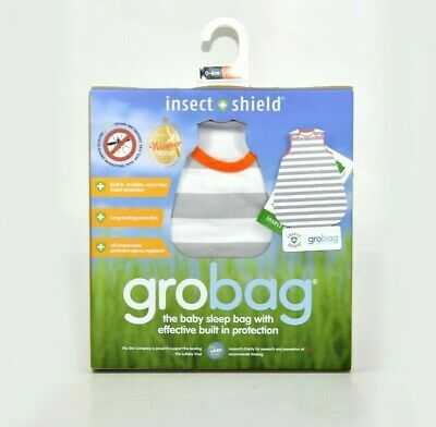 Tommee Tippee Grobag Anti-Insectos - Saco Dormir/ 0.5 Tog (0-6 Meses)(Nuevo)