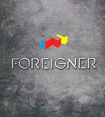 NEW Foreigner [Collector's Tin] by Foreigner (CD, Jan-2009, 3 Discs, Madacy)