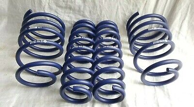 H&R 29183-2 45/30mm Lowering Springs for BMW 1 Series Coupe & Cabriolet (E81-88)