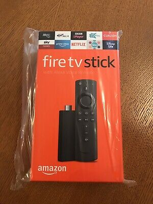 Amazon Fire TV Stick with all new Alexa Voice Remote (2019)