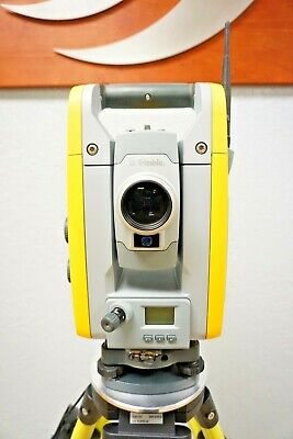 TRIMBLE S6 DR 300+ Robotic Total Station 3