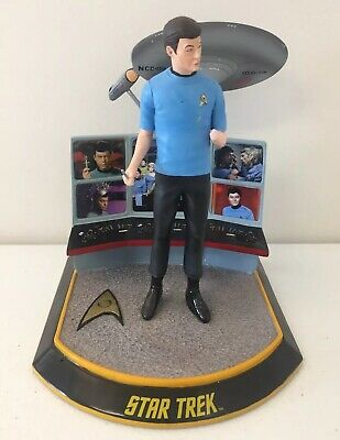 The Legends of Star Trek Character Sculpture Collection Dr. McCoy - Limited Ed