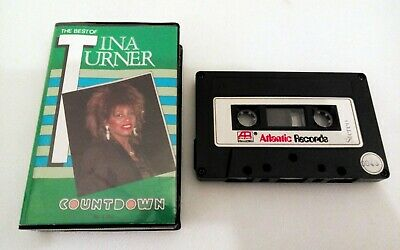 The Best Of Tina Turner Rare Unofficial Cassette Indonesia Atlantic Records