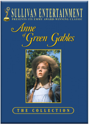 The Anne of Green Gables Trilogy Boxset