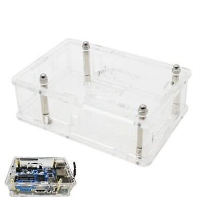 Transparent Acrylic Protective Case Enclosure Shell for Orange Pi 3