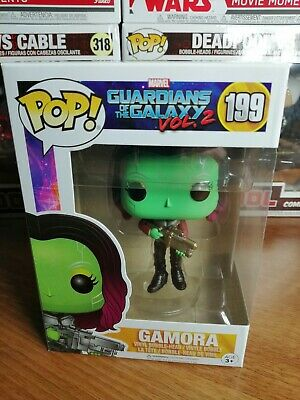 Funko POP! Guardians Of The Galaxy 2 Gamora - Mint Condition