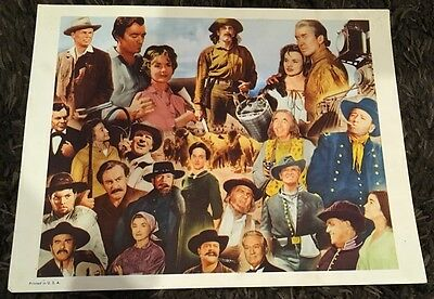 Original Lobby Cards HOW THE WEST WAS WON 3 int'l LCs R69 John Ford epic