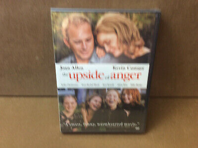 The Upside of Anger (DVD, 2005) BRAND NEW !!