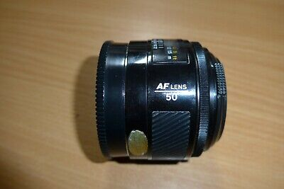 Sony/Minolta A mount AF 50MM F1.7 LENS for Sony Alpha. Excellent condition