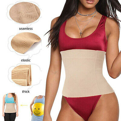 POSTPARTUM BELLY RECOVERY Band After Baby Tummy Tuck Belt Body Slim Shaper  Yoga